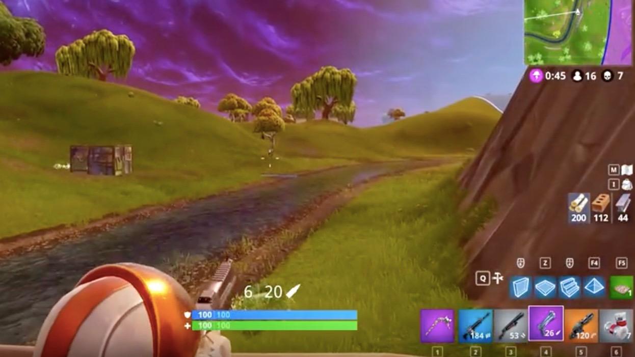 fortnite tip gameplay